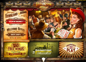 High Noon Casino - RTG